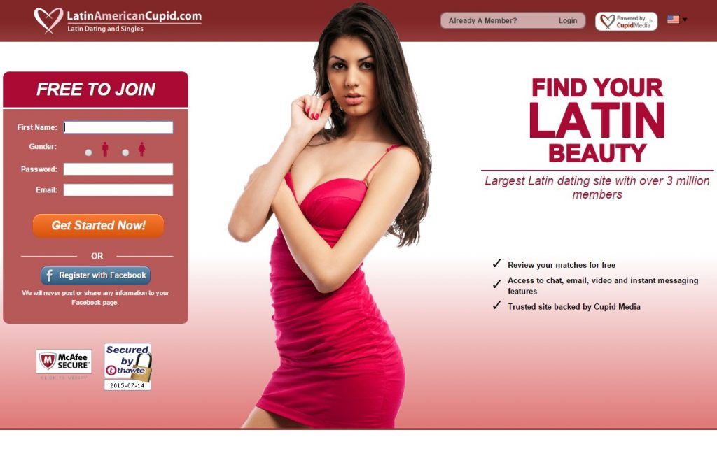 American online dating websites