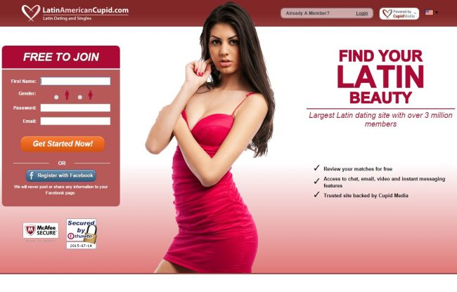 free dating website in america