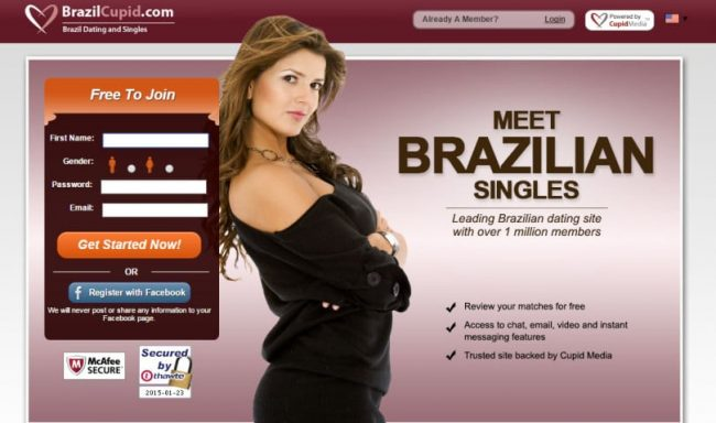 Brazilian dating service Kilwinning