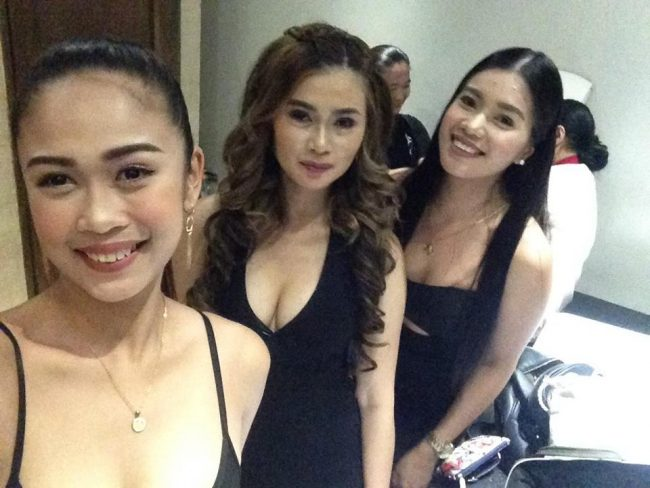 Teen girls Cebu