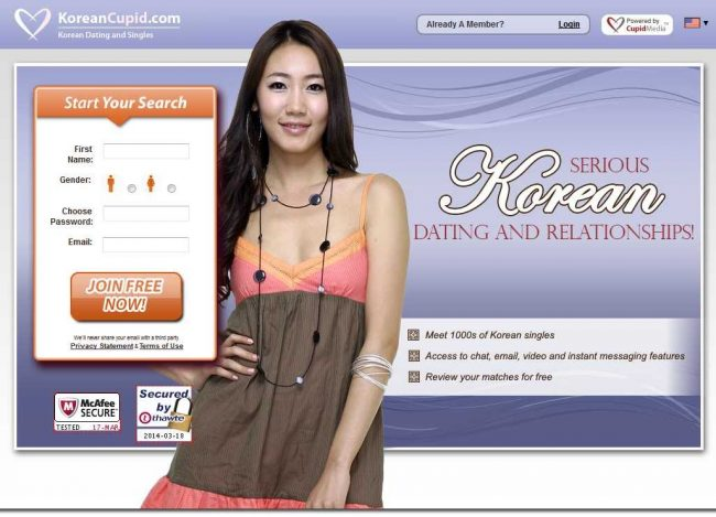 Why Choose KoreanCupid