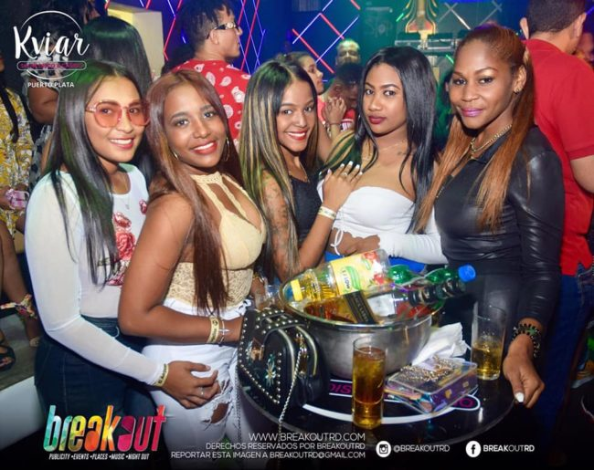 Teen girls Puerto Plata