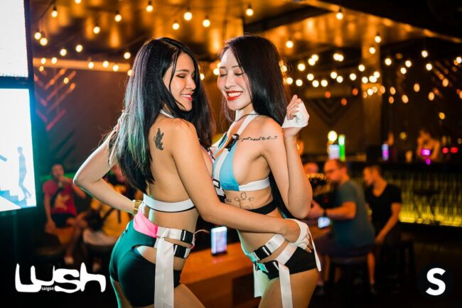 Girls near you Ho Chi Minh City nightlife hook up bars