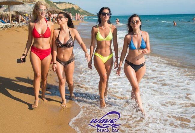 Singles nightlife Corfu pick up girls get laid Kavos